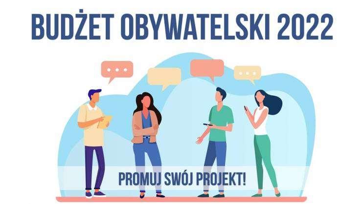 budżet obywatelski Głogów - grafika promuj swój projekt