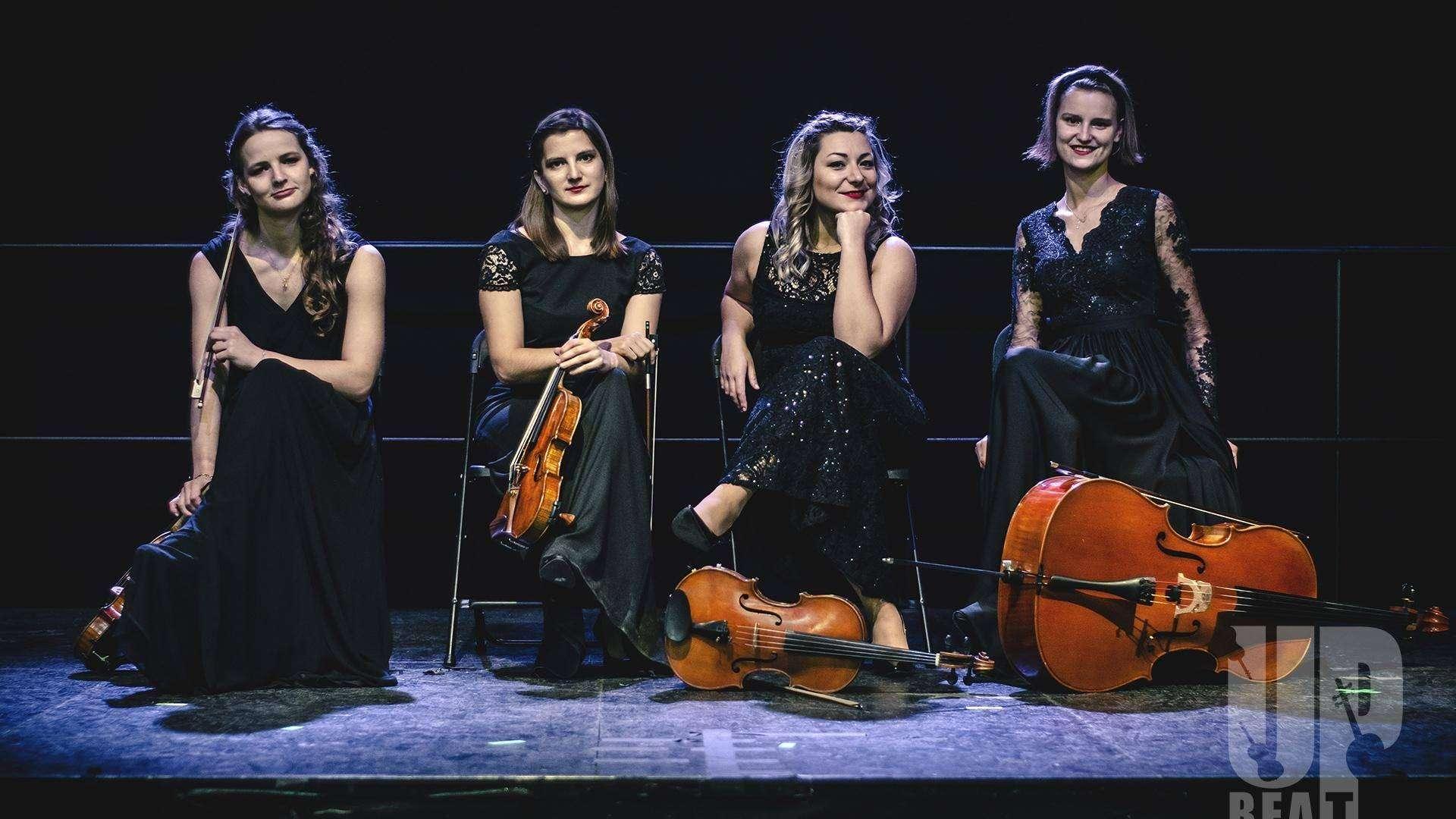 Kwartet smyczkowy UpBeat Quartet
