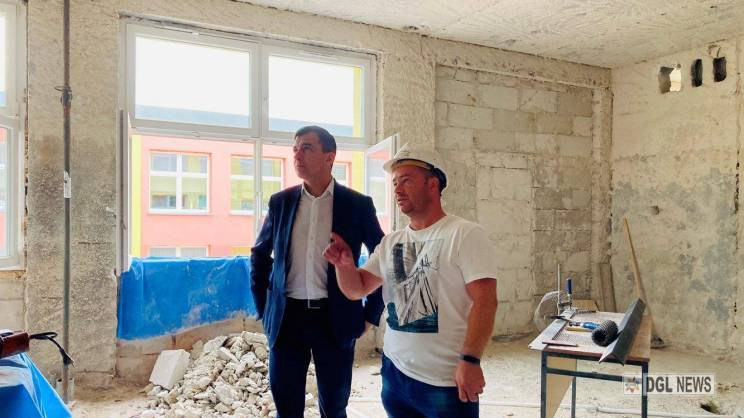 10.08.2021_remont w SP12 w Głogowie, MDG