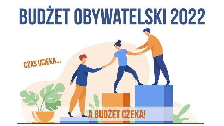 Grafika Budżet Obywatelski w Głogowie_ czas ucieka, a budżet czeka