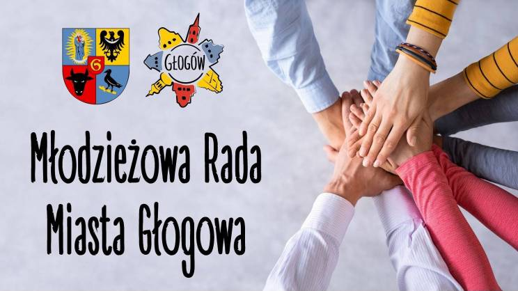 Młodzieżowa Rada Miasta Głogowa grafika 16x9