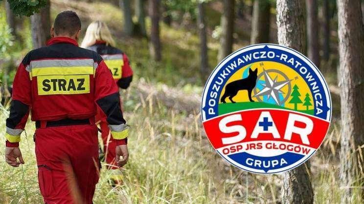 na zdjęciu plakat o naborze ratowników do młodzieżowej drużyny ratowniczej w Głogowie